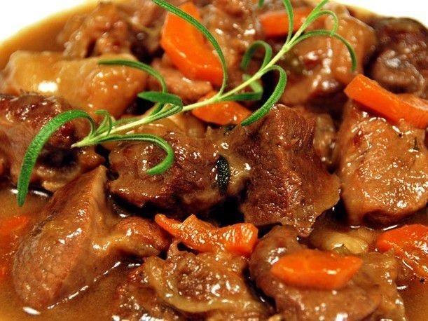 рагу из мяса в белом соусе 7 букв сканворд